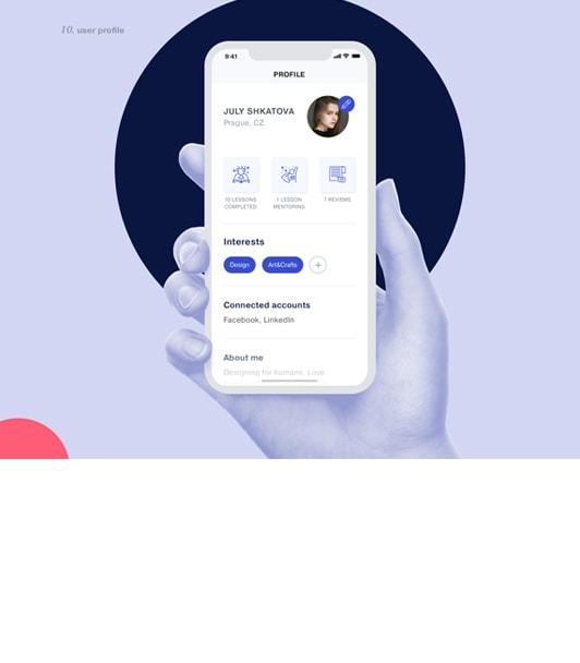 Diseño y Desarrollo de Aplicaciones mobile